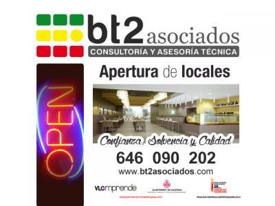 Apertura de locales en Valencia